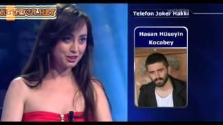 Kim Milyoner Olmak Ister 255. bölüm Gizem Zerey 30.07.2013
