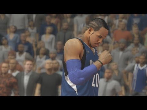 NBA 2K14 My Career PS4 - vs. OKC Thunder Battle for the #1 seed