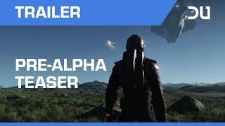 Dual Universe - Pre-Alpha Teaser