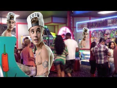 Justin Bieber Attempted Robbery - Bieber Battles Back