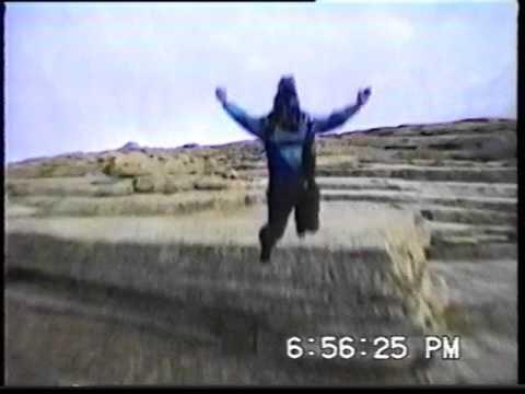 Half Dome BASE jump - AerialExtreme.com