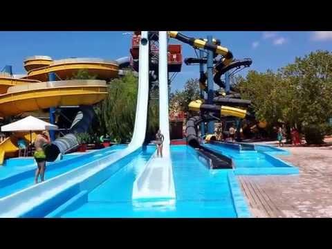 project corfu video Corfu 2014 Aqualand