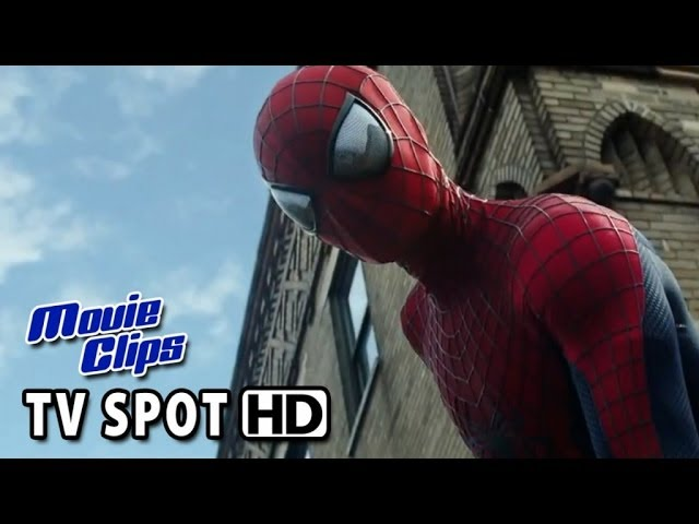 The Amazing Spider Man 2 TV SPOT - A New Era (2014) HD