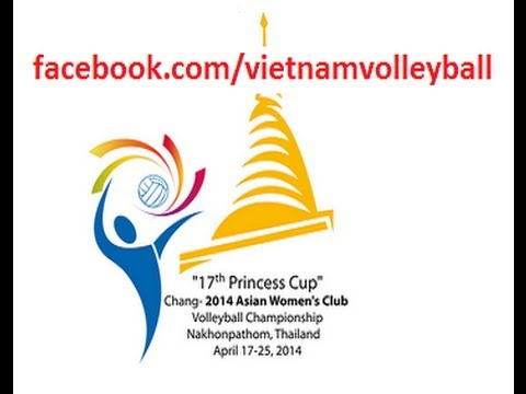 CHINA - KAZAKHSTAN [2014 ASIAN WOMEN'S CLUB VOLLEYBALL CHAMPIONSHIP]