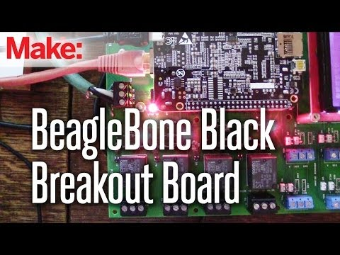 Boost Your BeagleBone Black with Breakout Board