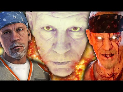 EXO ZOMBIES FULL MOVIE! | Call of Duty: Advanced Warfare  Exo Zombies Storyline