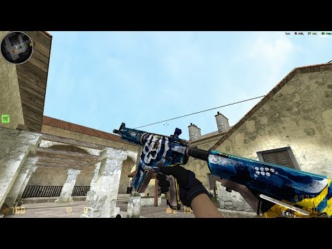 CS 1.6 CS GO Moto Gloves Eclipse Skin Pack by AndroPack TR
