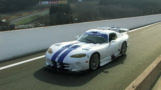 Chrysler Viper GTS-R in Francorchamps