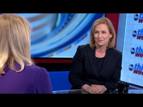 Kirsten Gillibrand 'This Week' Interview
