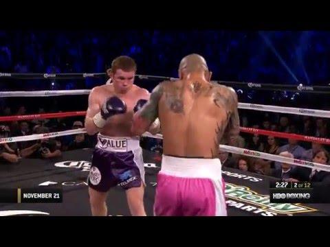 Classic Boxing: Cotto vs. Canelo 2015 – Full Fight