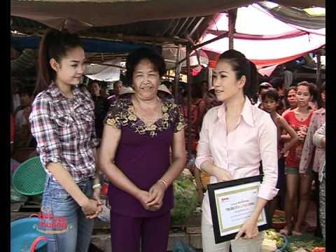Tập 2 - Bếp Yêu Thương 2012 - Bếp ăn từ thiện Bệnh viện Y học cổ truyền Trà Vinh
