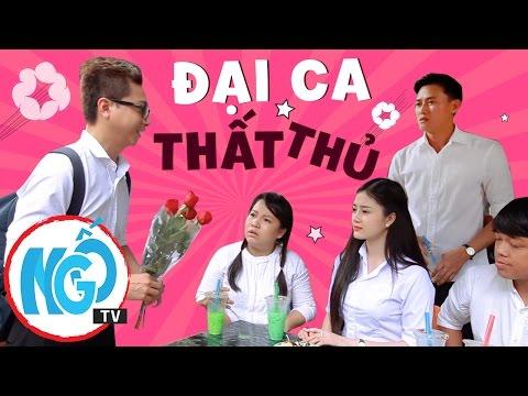 Phim Hài Tết 2017 Học Đường Dậy Sóng Mùa 2 (Tập 6) -  Đại Ca Thất Thủ ( Ngố TV)