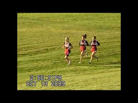 NCCS - BCS - AVCS Cross Country 10-13-09