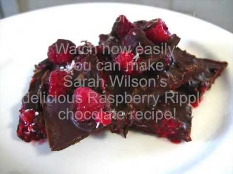 How to make sugar free chocolate - healthy and delicious!