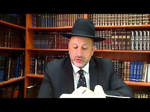 Dis merci quand tu soutiens la Torah