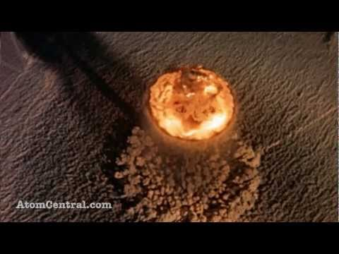 Atomic Cameraman's close call at the Nevada Test Site