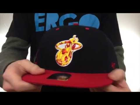Heat 'THE-PLAINS LEOPARD SNAPBACK' Hat by Twins 47 Brand