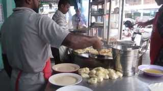 Roti Canai in Penang, I Died and Gone to Heaven a Million Times...