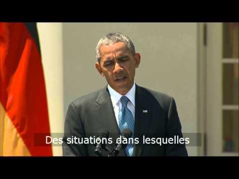 Obama exprime ses doutes sur la peine de mort
