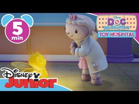 Doc McStuffins: Toy Hospital | Bouncy Babies | Disney Junior UK