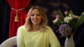 Kimberley Walsh talks about her book, A Whole Lot of History