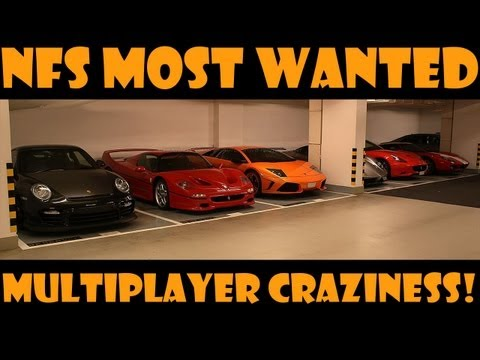 Need For Speed Most Wanted 2012 | Episode 23 | Multiplayer Craziness!