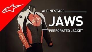 Alpinestars Jaws Deri Ceket
