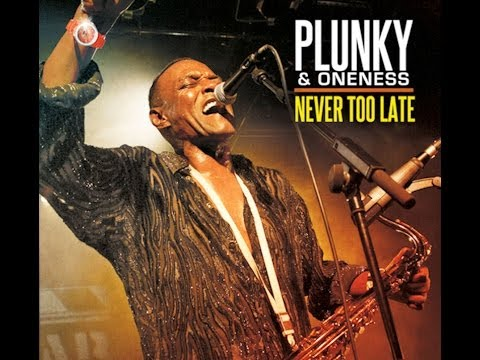 Plunky & Oneness NEVER TOO LATE Album Clips