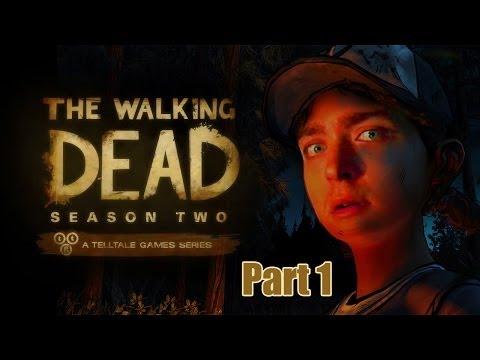 The Walking Dead: Season 2 - Part 1