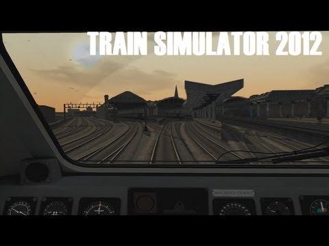 Railworks 3 Train Simulator 2012 - Trailer [HD]