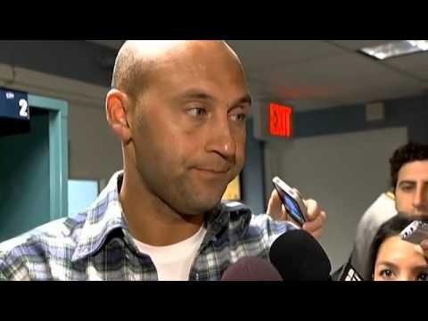 New York Yankees Derek Jeter on Masahiro Tanaka's start against the Boston Red Sox