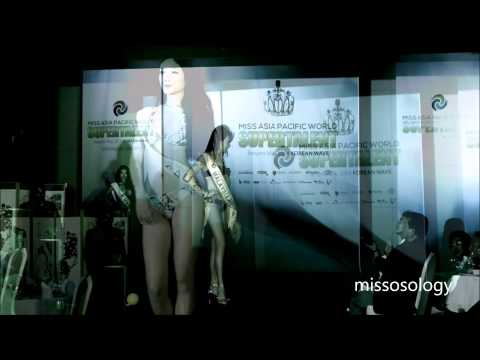 Miss Asia Pacific World 2014 swimsuit competition [[Honduras - Philippines]]