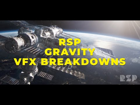 Gravity - Reentry scene breakdown by Rising Sun Pictures
