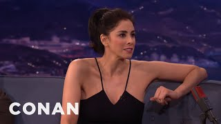 Sarah Silverman Getting High with Her Parents
