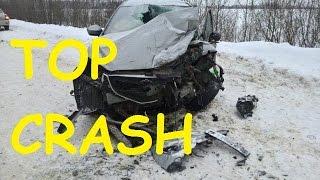 TOP CRASHES Car Crash Compilation 19 01 2017. ДТП с видеорегистраторов