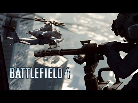 Battlefield 4 -- E3 Multiplayer Gameplay -- Best Moments