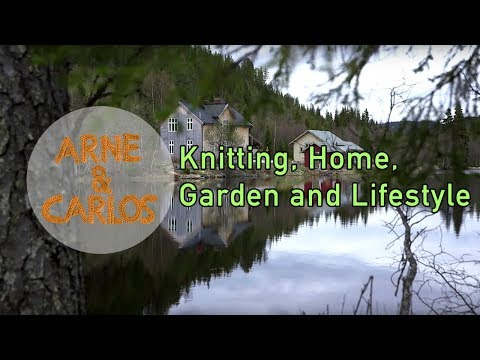 Knitting, Home, Garden and Lifestyle - by ARNE & CARLOS