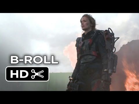 Edge of Tomorrow B-ROLL (2014) - Emily Blunt, Tom Cruise Movie HD
