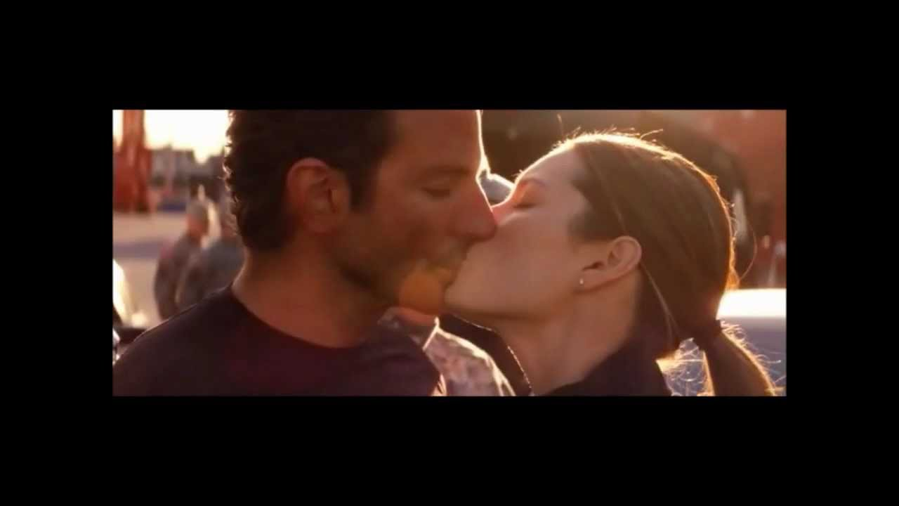 Bradley Cooper - Kissing Scenes (I'm A Love Man)