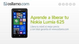 Liberar Tu Nokia Lumia 625