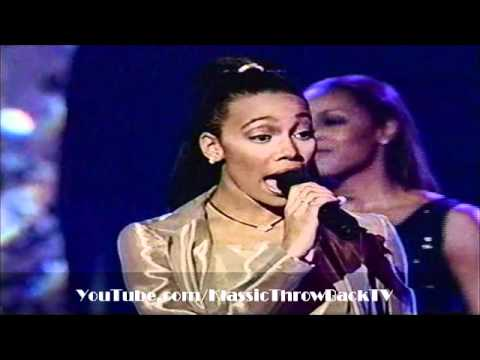 Whitney Houston Tribute @ Soul Train Awards (1998)
