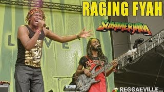 Raging Fyah - Judgement Day @ SummerJam 2014