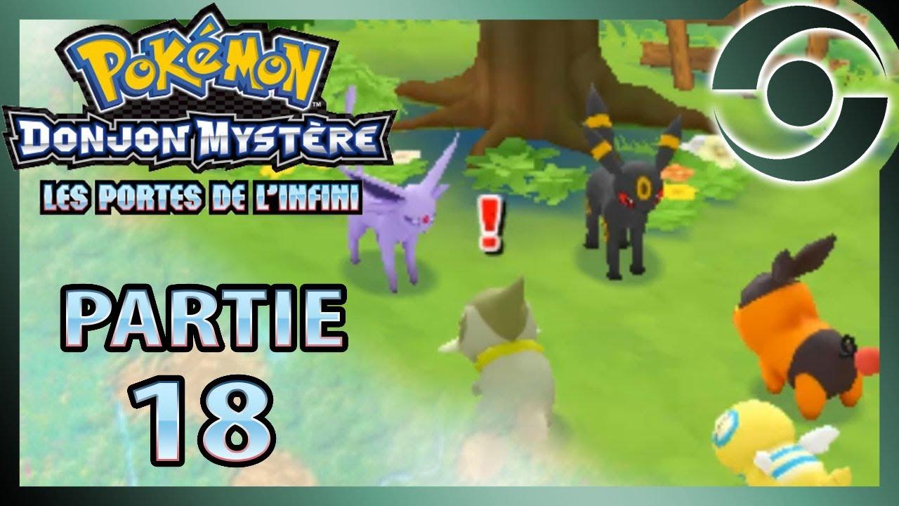 Pok mon donjon myst re 18 les portes de l 39 infini l 39 un - Pokemon donjon mystere porte de l infini ...