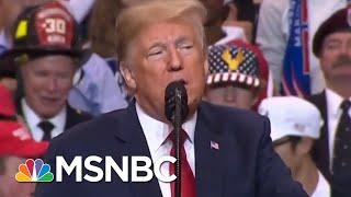 Joe: President Donald Trump WH Is Spreading Preposterous Lies | Morning Joe | MSNBC