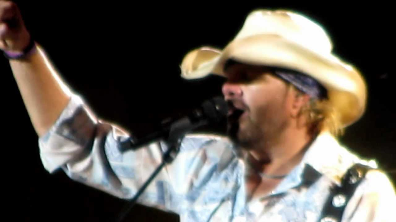 Toby Keith Get Out Of My Car Video