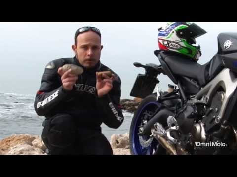 YAMAHA MT-09 - VIDEO PROVA di OmniMoto.it