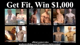 Get Fit In 2014, Win $1000