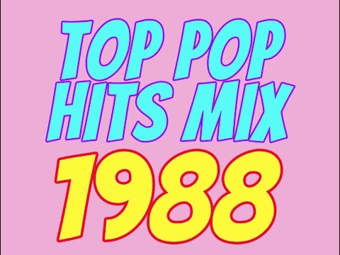 1988 hits songs the best songs of 1988 100 hits for Best music 1988