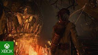 Rise of the Tomb Raider - Baba Yaga Trailer