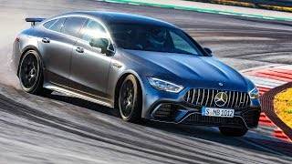 AMG GT 4-Door (2019) Ready to fight Porsche Panamera. YouCar Car Reviews.